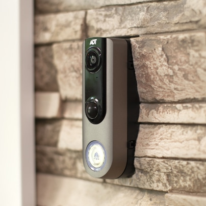 Lancaster doorbell security camera